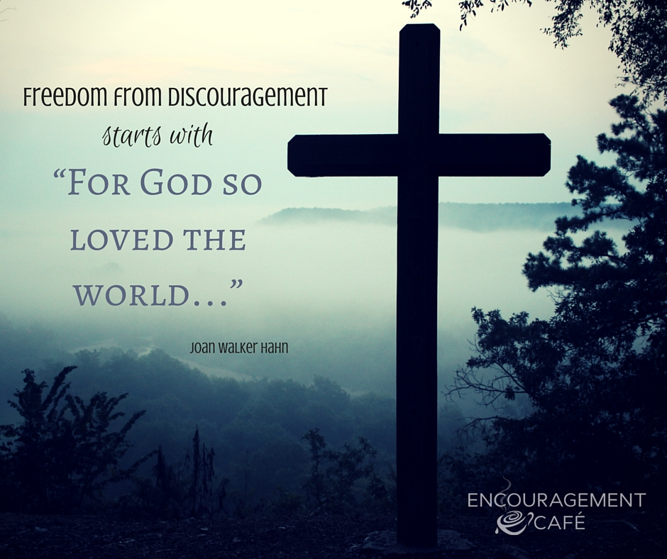 Joan - Freedom from discouragement