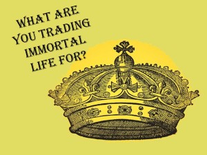 Trading crown